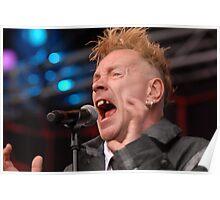 A Sex Pistol Poster