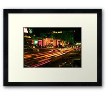 A Grand View Framed Print