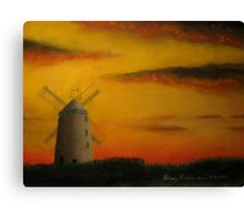 Ballycopeland Windmill,  Millisle,  Northern Ireland Canvas Print