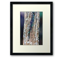 Color From Within Framed Print