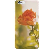 Nature Persists iPhone Case/Skin