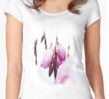 Elfins Fishing Wands Women's Fitted Scoop T-Shirt