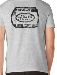 usa chicago by rogers bros Mens V-Neck T-Shirt