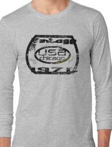 usa chicago by rogers bros Long Sleeve T-Shirt