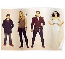 Once Upon A Time / Charmings Poster
