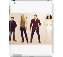 Once Upon A Time / Charmings iPad Case/Skin