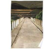 Bridge to serenity - Greyton RSA Poster