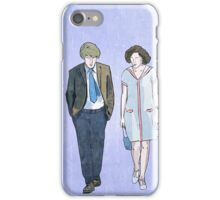 Midnight In Paris iPhone Case/Skin