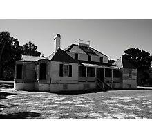 Kingsley Plantation House Photographic Print