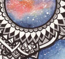 Nebula 1 Sticker