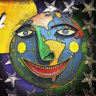 And Let the World be Peaceful and Happy!  by Sherryll  Johnson