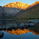 Convict Lake Sunrise by Anne McKinnell