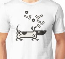 dog love-animalock The Wilsons  Busy 'To Do' List Unisex T-Shirt