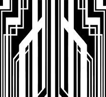 Art Deco by Arikarrion