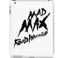 Road Warrior iPad Case/Skin