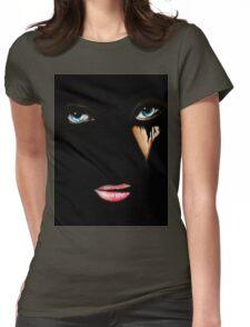 hidden senses Womens Fitted T-Shirt