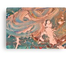 Abstract Spirit World Canvas Print