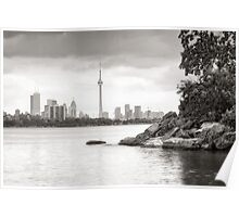 View from Humber Bay Poster