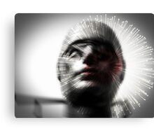 Reluctant to say Canvas Print