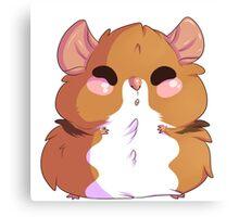 Hamster Everything Canvas Print