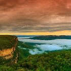 Blue Mountains wonder by donnnnnny