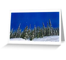 Snow! Greeting Card