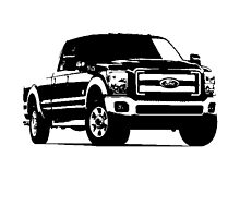 Ford F-250 Super Duty Crew Cab 2009 by garts