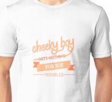 Cheeky Boy Unisex T-Shirt