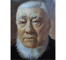 A MAN OF VISION - PAUL KRUGER Photographic Print