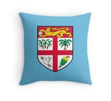 Fiji - Standard Throw Pillow
