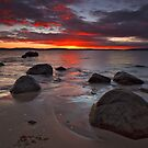 Dixons Beach Sunrise #2 by Chris Cobern