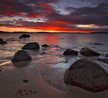 Dixons Beach Sunrise #2 by Chris Cobern
