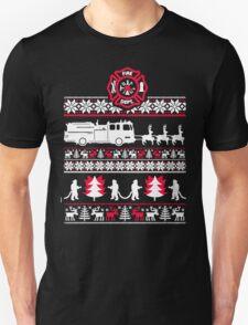 CHRISTMAS FIREFIGHTER T-Shirt
