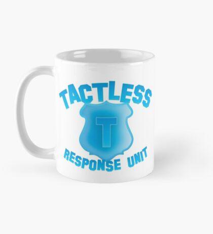 TACTLESS Response unit with shield badge Mug