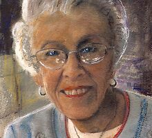 Jim's Mom Lois by Randy Sprout