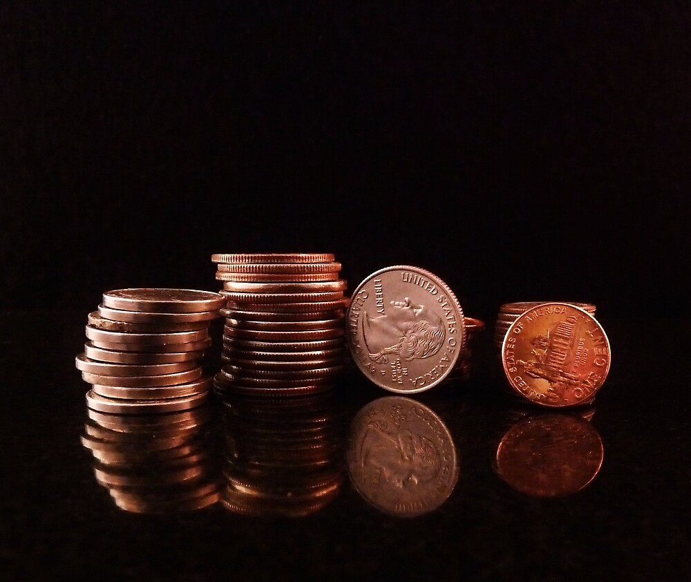 Coins by Barbara Morrison