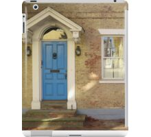 Door to Providence iPad Case/Skin
