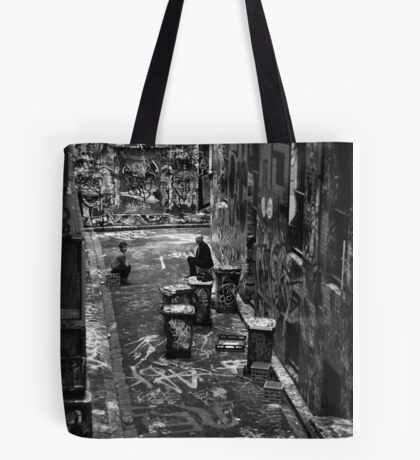 You take me to all the best places, dear Tote Bag