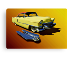 1955 Cadillac Series 62 Canvas Print