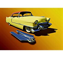 1955 Cadillac Series 62 Photographic Print