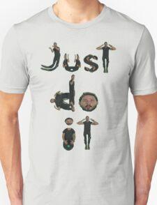 Shia Lebeouf Just Do It T-Shirt