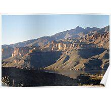 Apache Trail Drive Poster