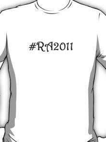RA2011 - readers advisory seminar 2011 T-Shirt