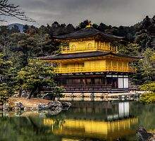 Golden Pavilion | 金閣寺 (Kinkaku-ji) by pdra