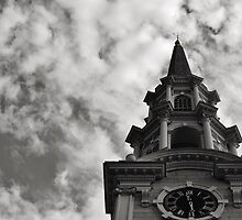 The Clocktower by Timekeeper5
