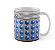 Silver and Blue Dalek Mug Mug
