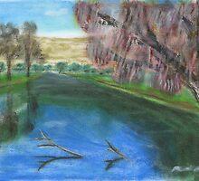 Riverscape by rjpmcmahon