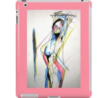 Inked Girl iPad Case/Skin