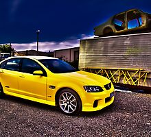 Hazard Yellow SS-V by Phillip Haley