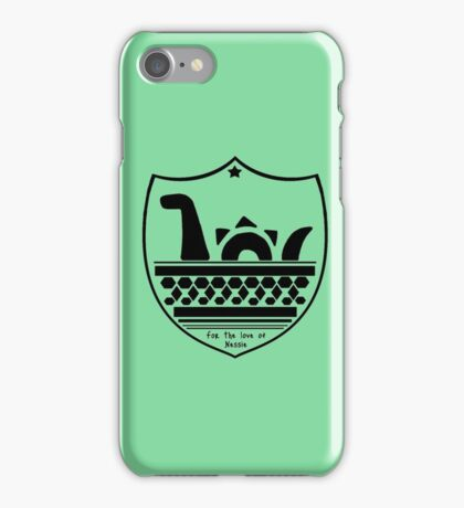 Nessie's Coat of Arms iPhone Case/Skin